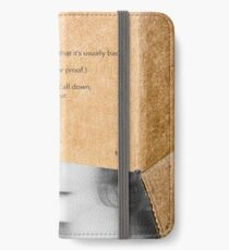 See The New Yorker for Proof  iPhone Wallet