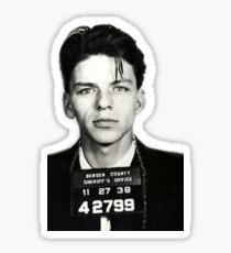 Sinatra Sticker