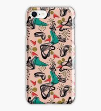 Vintage Boomerang iPhone Case/Skin
