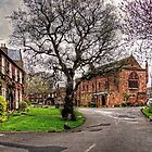 Carlisle Cathedral Fratry by Tom Gomez