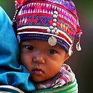 AKHA BABY - GOLDEN TRIANGLE by Michael Sheridan