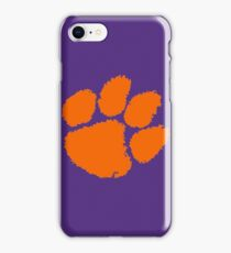 Clemson Tigers iPhone Case/Skin