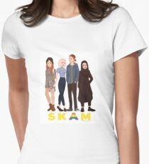 SKAM Women's Fitted T-Shirt
