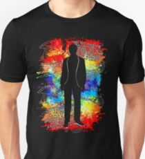 The Prisoner Psychedelic Sixties Quotes T-Shirt