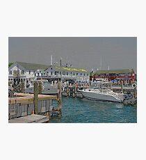 Greenport L.I. NY Photographic Print