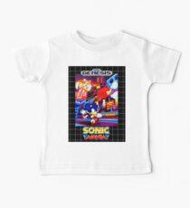 Sonic Mania Game Sega Genesis American Kids Clothes