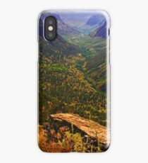 Big Indian Canyon, Steens Mountain Wilderness iPhone Case