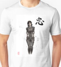 Samantha Traynor from Mass Effect game series T-Shirt