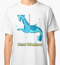 Sea Dragon (Blue) Classic T-Shirt