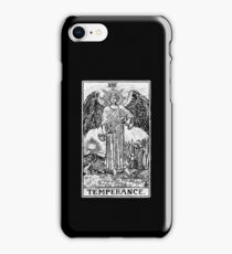Temperance Tarot Card - Major Arcana - fortune telling - occult iPhone Case/Skin