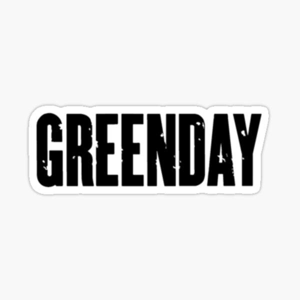 GREENDAY Sticker