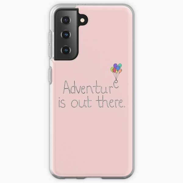Adventure is Out There Samsung Galaxy Soft Case