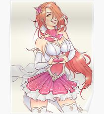Star Guardian Miss fortune Poster