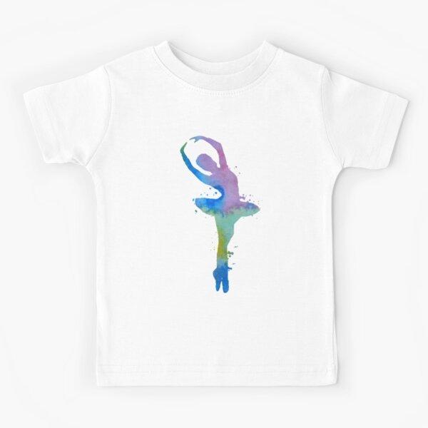 Ballet dancer Kids T-Shirt