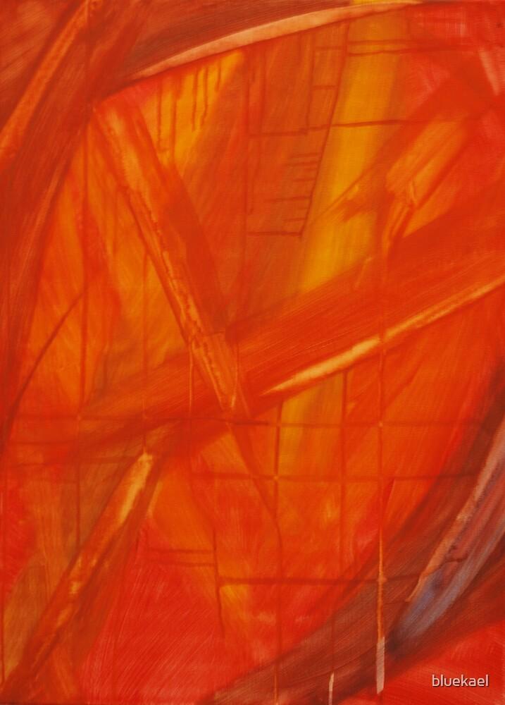 fire flower by bluekael