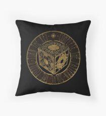 Hellraiser - Box - Clive Barker - lament configuration Throw Pillow