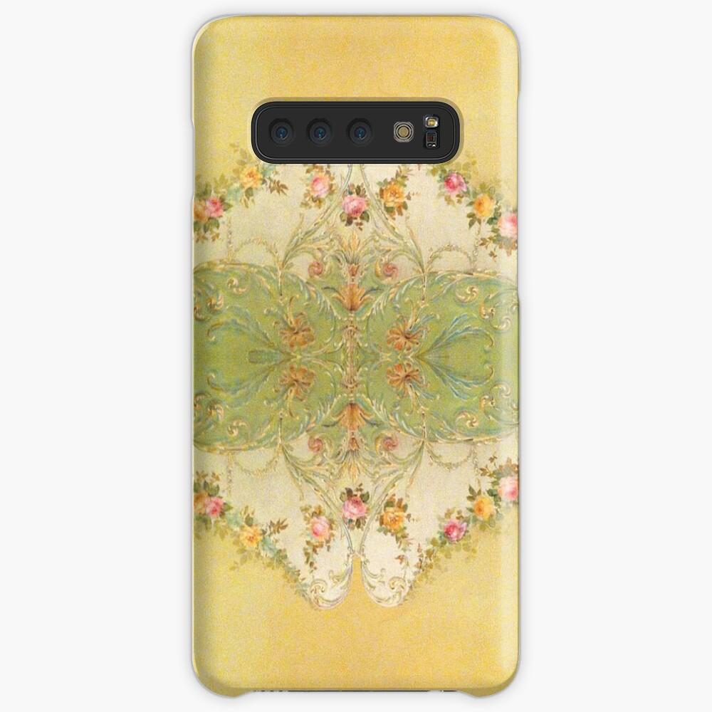 Historic Reitz Home-Evansville, IN-Victorian Wallpaper Case & Skin for Samsung Galaxy