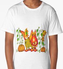 Sweet Pumpkin Long T-Shirt