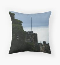 Alnwick Castle  Throw Pillow