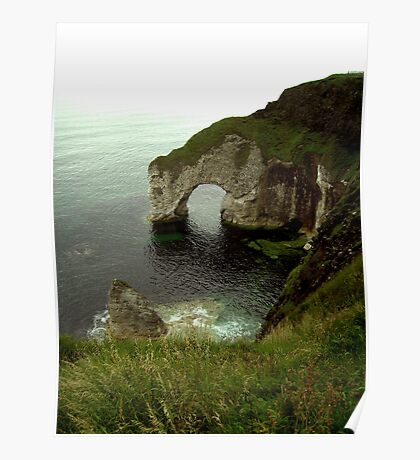 NI - NorthEast coastal delight Poster
