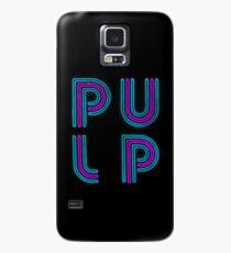 Pulp - Neon Logo Case/Skin for Samsung Galaxy