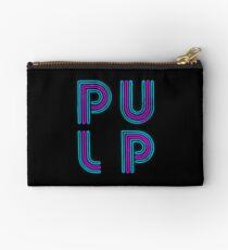 Pulp - Neon Logo Studio Pouch