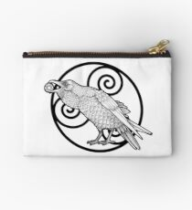 raven and triskele Studio Pouch
