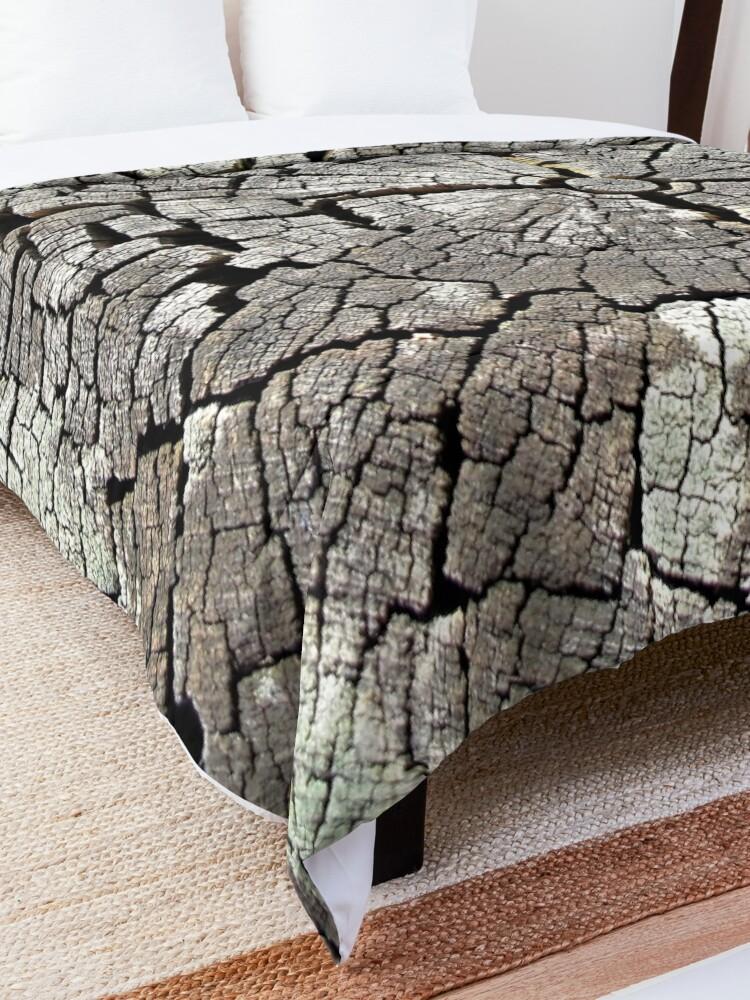Alternate view of Stumped  Comforter