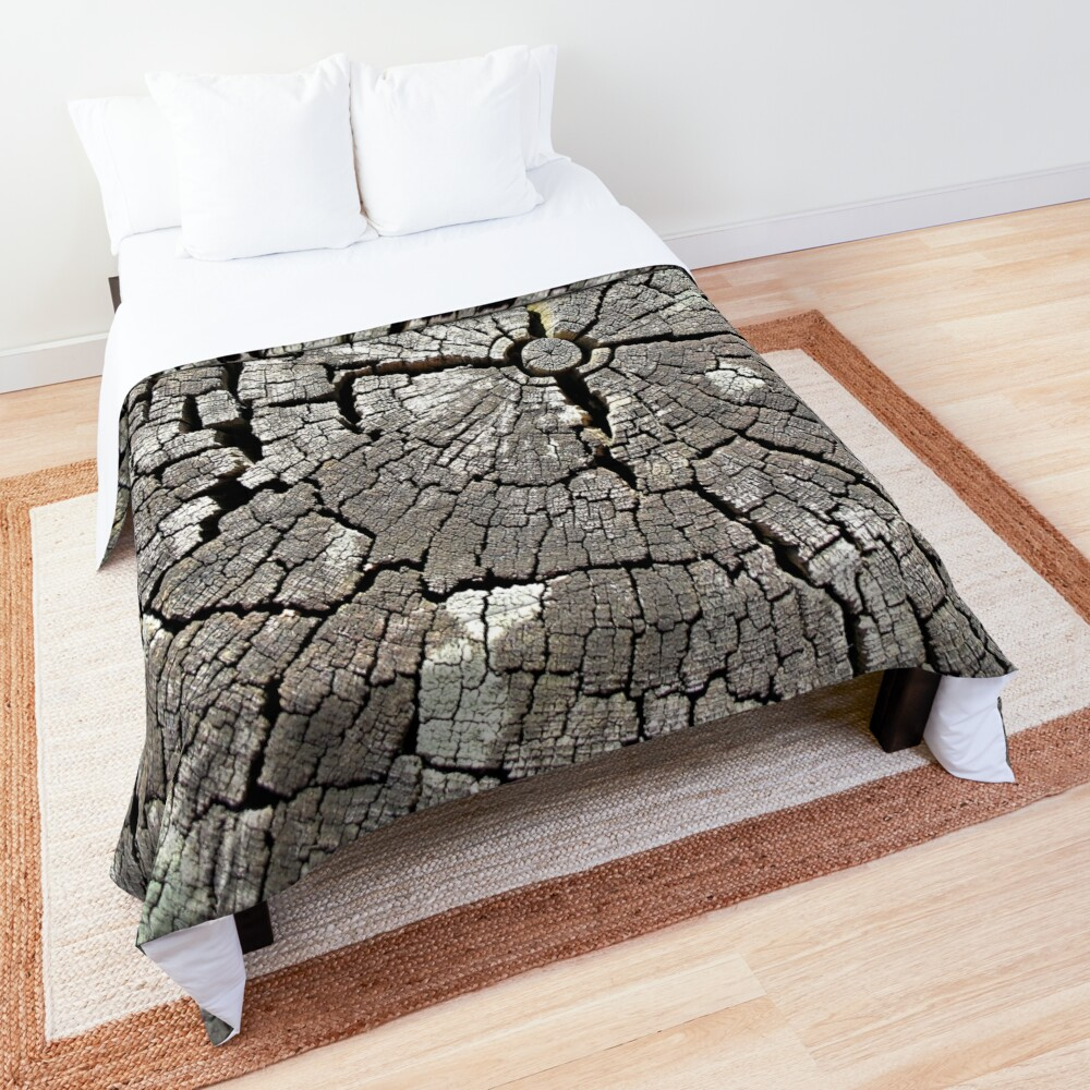 Stumped  Comforter