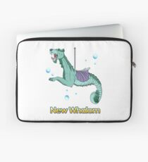 Sea Dragon (Green) Laptop Sleeve