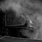 'Sir Nigel Gresley' Steam Engine by Billlee