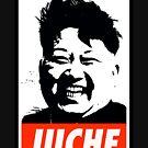 Kim Jong Un Juche by Thelittlelord