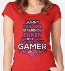 Taken Women's Fitted Scoop T-Shirt
