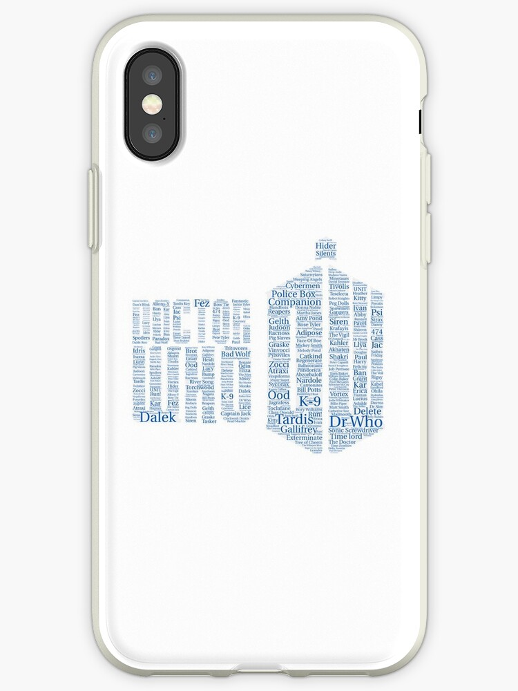 Dr Who Wordart by Gemsey9