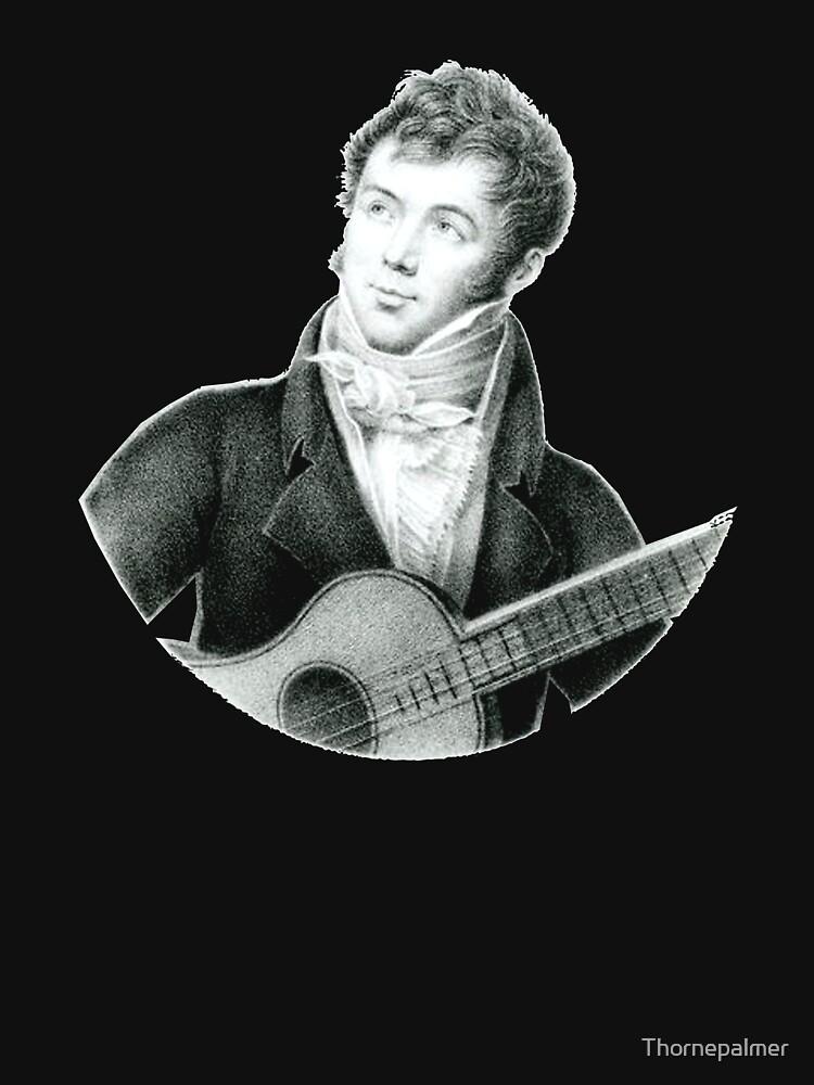 Fernando Sor - Spanish classical guitarist and composer by Thornepalmer