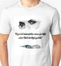 Lost Girl - Both eyes brown and blue T-Shirt