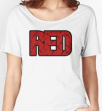 RED1 Women's Relaxed Fit T-Shirt