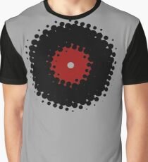 Vinyl Records Retro Vintage 50's Style Graphic T-Shirt