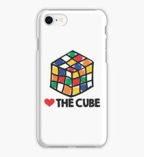 Love The Rubik's Cube iPhone Case/Skin