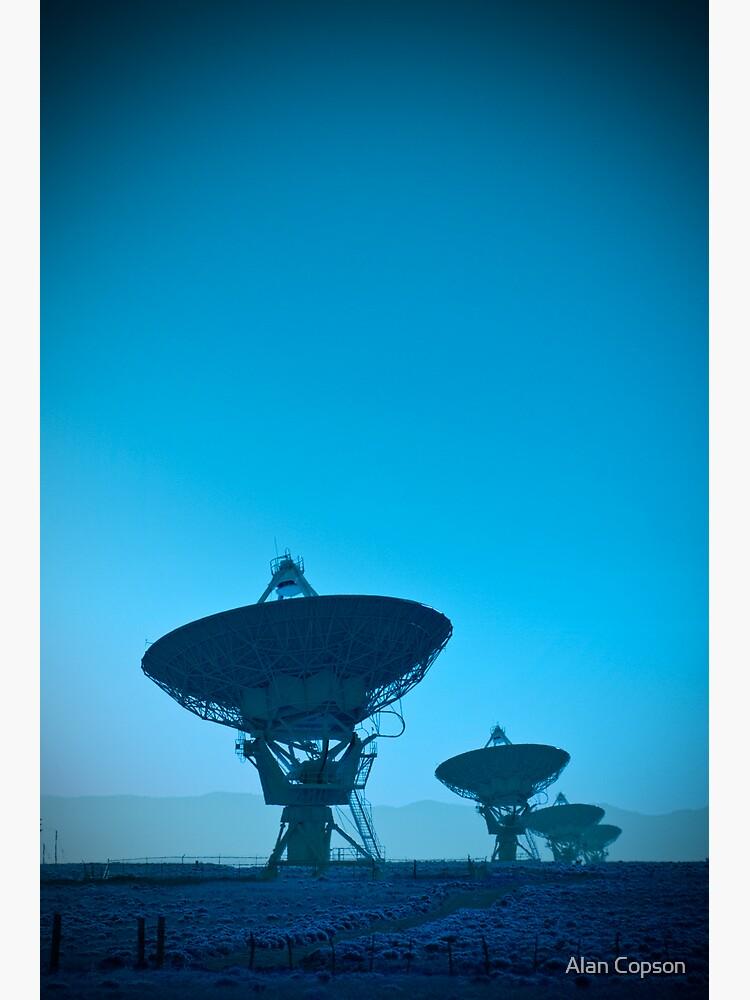VLA (Very Large Array)  (Alan Copson (C) 2007) by AlanCopson