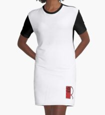 RED2 Graphic T-Shirt Dress