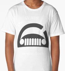 Jeep Wave Long T-Shirt