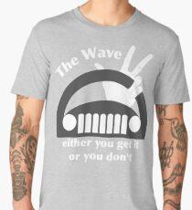 Jeep Wave Men's Premium T-Shirt