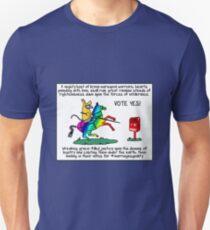 Same sex marriage marsupials T-Shirt