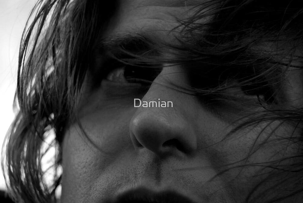 Windy Days by Damian