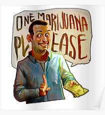 Marihuana please Poster