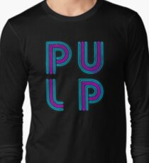 Pulp - Neon Logo Long Sleeve T-Shirt