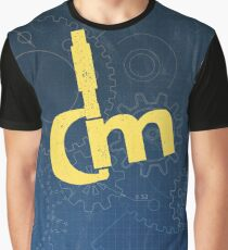 DM distressed texture 84 Graphic T-Shirt