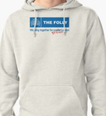 The Folly Pullover Hoodie