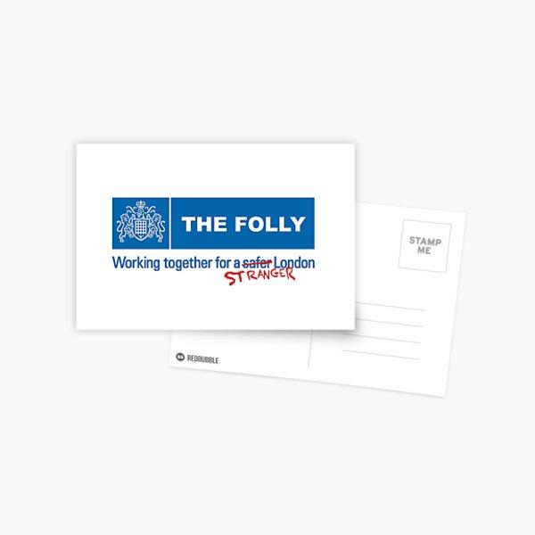 The Folly Postcard